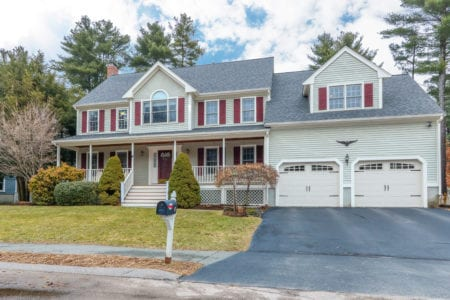 Exterior Photo of 47 Whitney Avenue in Westwood, MA