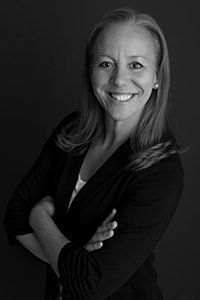 Headshot Photograph of Kate Bingham